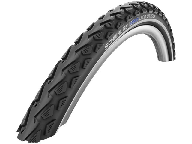 "SCHWALBE Land Cruiser Active K-Guard 28"" drut Reflex"